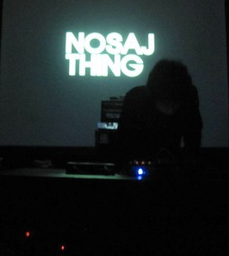 Nosaj Thing at Red Fox ©Susan Aksu